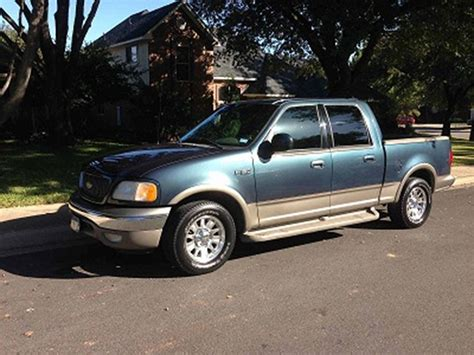 Used 2001 Ford F 150 for Sale by Owner in Dallas, TX 75398