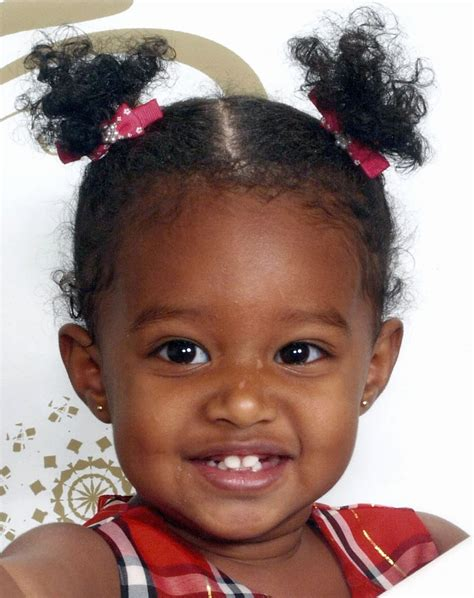 Hairstyles For Babies by 24 Lovely Hairstyles For Black Babies Black Baby