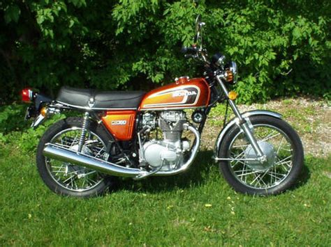 1971 honda cb cl125 175 workshop repair manual