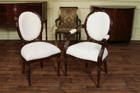 rustic round back upholstered chair for dining room carving wood round back chair for dining room set
