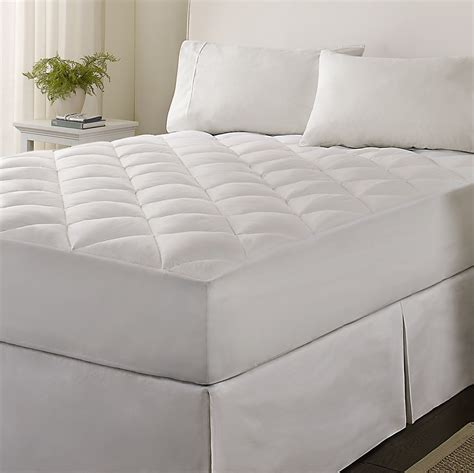 Futon Padding by Microfiber Alternative Mattress Pad As Low As 15 29