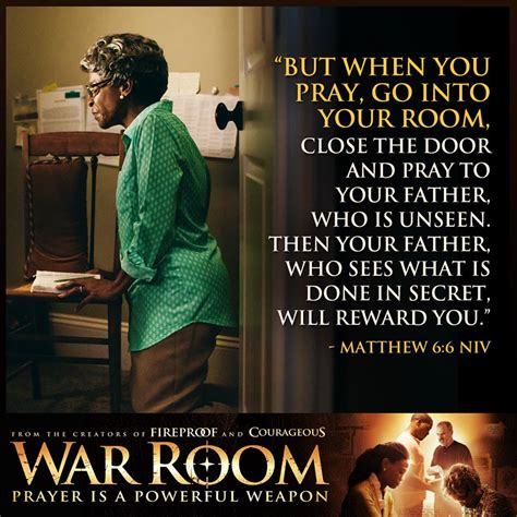 The War Room Reviews by Review The War Room J M Butler