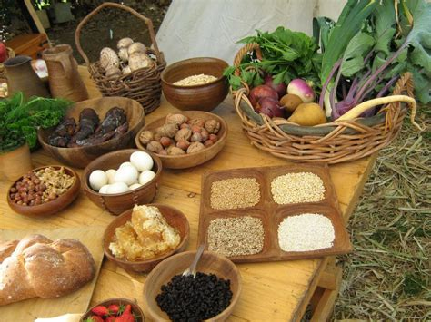 viking cuisine viking food display viking ish the