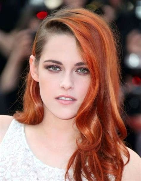 hair color hot 2015 copper red