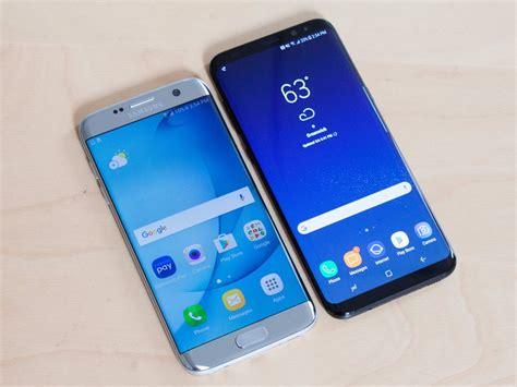 Samsung A8 Vs S7 Edge samsung galaxy s8 vs galaxy s7 is it worth the upgrade