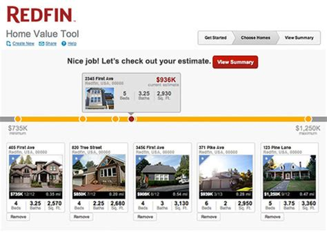 new redfin home value tool puts the human touch into home
