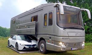 volkner rv luxury volkner motorhome comes with car and garage