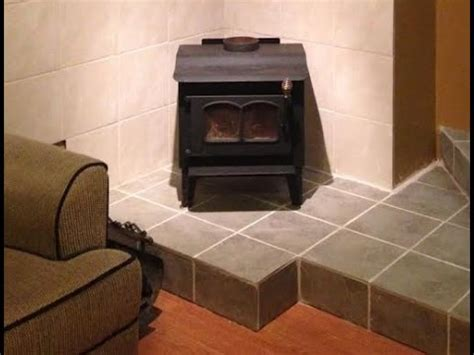 installing a wood burning stove in an existing fireplace wood burning stove installation using an existing brick chimney start to finish