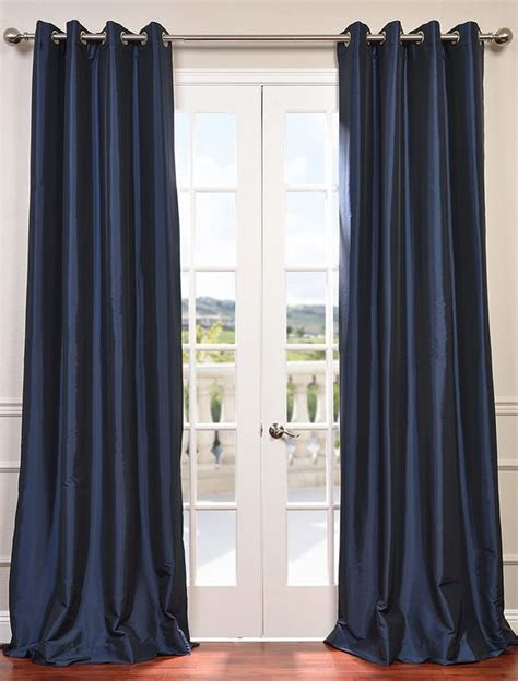 curtains with blue navy blue and white curtains beautiful navy blueindigo