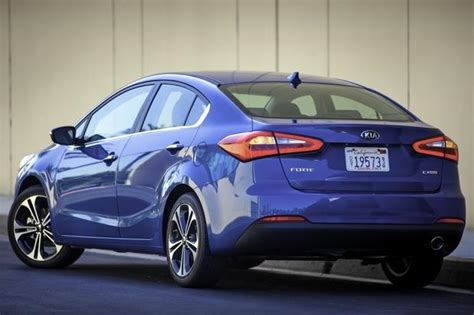 Kia Cheapest Car by 2015 Kia Forte Gets Small Price Cut To Become Cheapest