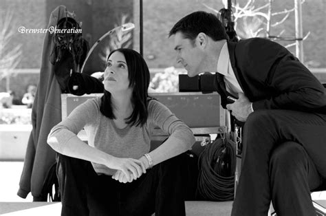 Thomas Gibson and Paget Brewster Friendship Spot images