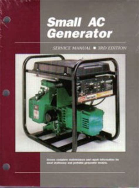intertec small ac generator service manual siosubload