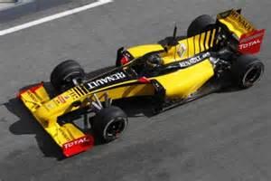 2010 Renault F1 2010 Major Auto Racing Series Calendar Schedules