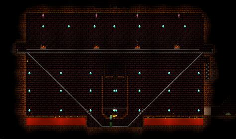 mten ultimate map  fortresses living quarters