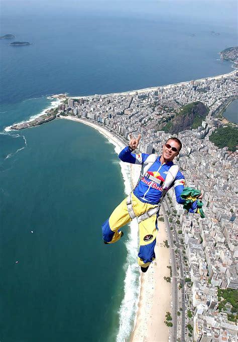 baumgartner möbel un hombre bala saltar 225 desde la estratosfera as