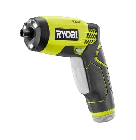 ryobi 4v lithium ion screwdriver kit the home depot canada