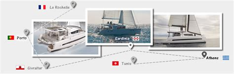 sailing from greece to france join us in a catamaran sailing trip from france or tunisia
