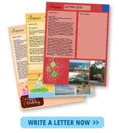compassion international letter template 1000 images about charities on letter writing