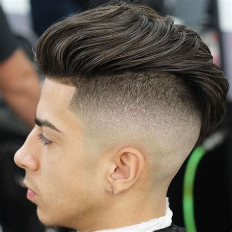 hair styles for teen boys long on top short on sides hairstyles for teenage guys 2018