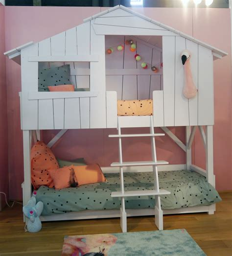 mathy by bols tree house bunk bed wooden diddle tinkers
