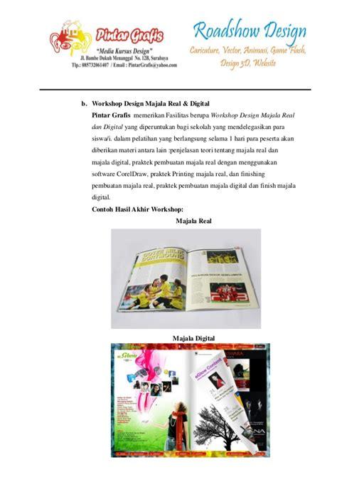 kumpulan software design grafis gratis proposal penawaran 8 program workshop design free