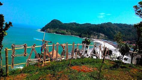 tempat wisata pantai memukau  jawa tengah jawa tengah