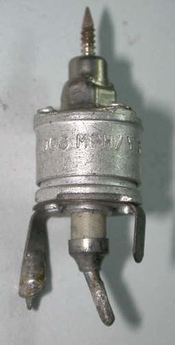 beehive trimmer capacitor variable caps