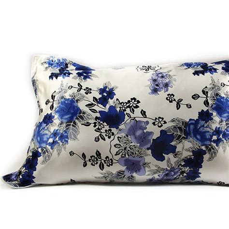 Printed Pillow Cases by 2016 New 100 Mulberry Silk Pillow Cover Pillow Cases