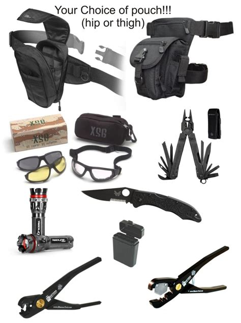 Home Essentials by Eod Tool Kit W Hip Pouch Deluxe
