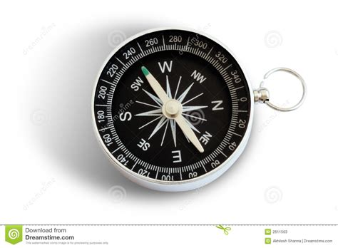 Architecture Business Cards magnetic compass stock photos image 2611503