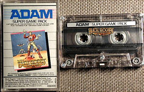 Gamis Adem museum shop colecovision adam