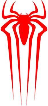 Best photos of amazing spider man logo drawing symbol spider man