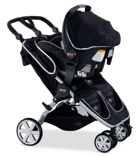 stroller that works with britax car seat britax b agile stroller black