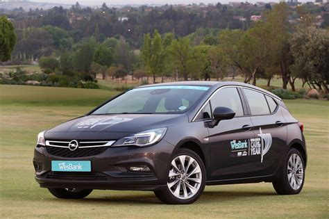 Opel South Africa by Opel Astra Named As South Car Of The Year Finalist