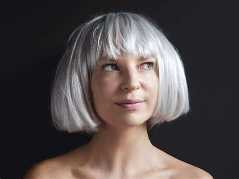 Sia Singing Chandelier Day 261 Sia Chandelier Live Mydaybydaymusic