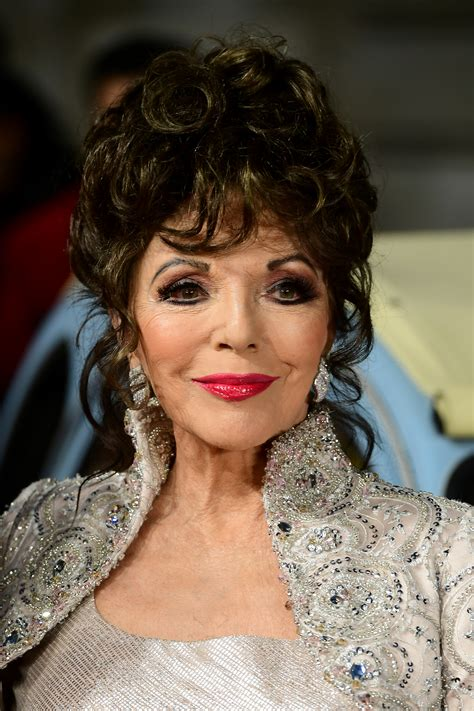 dame joan collins dismisses sons anthony newley