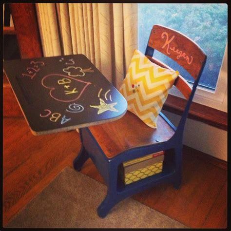 Diy School Desk 17 Best Ideas About School Desk Redo On School Desk Makeover Desk Redo And Desk