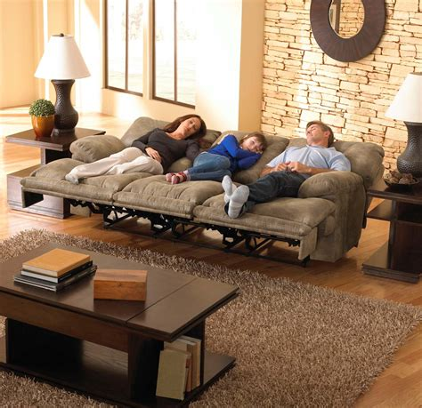 catnapper power reclining sofa catnapper voyager power lay flat reclining sofa brandy