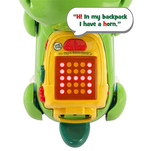 Leapfrog Step Sing Scout leapfrog step sing scout best educational infant toys