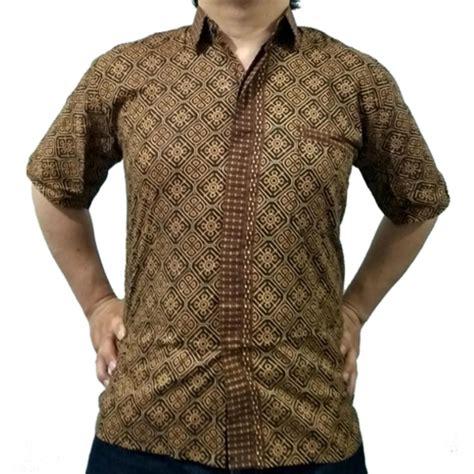 Murah Kemeja Batik Baju Modern Pria Baju Pendek Atasan Pria 12 wishop baju kemeja batik pria modern lengan panjang
