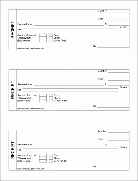 receipt template sheets 8 receipt template for sales sletemplatess
