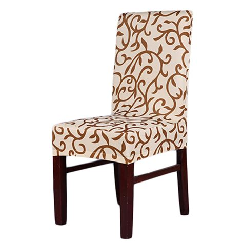 Hot Sale Home Chair Cover Thickening Dining Chair Elastic Cover For Dining Chair