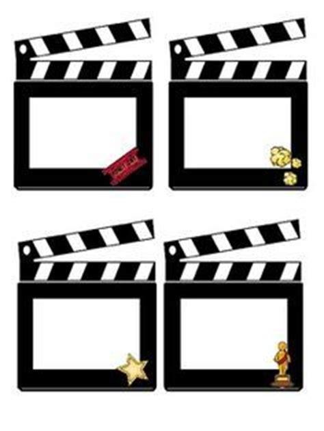 hollywood clip art | lights camera action (hollywood) clip