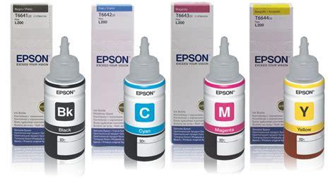 Tinta Asli Epson L110 printer epson l120 spesifikasi dan harga
