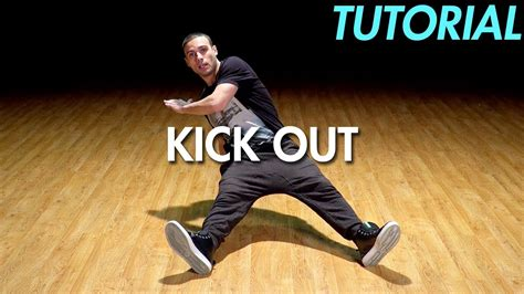 tutorial dance do it again how to do a kick out hip hop dance moves tutorial