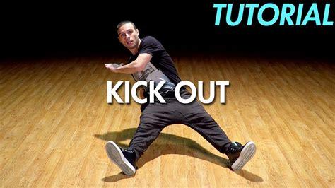 youtube tutorial dance hip hop how to do a kick out hip hop dance moves tutorial