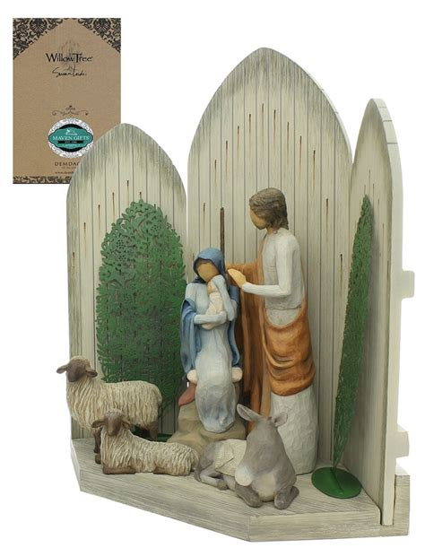 maven gifts willow tree the christmas story nativity