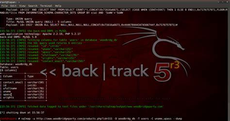 sql injection tutorial kali linux tutorial sql injection dengan sqlmap kali linux belajar