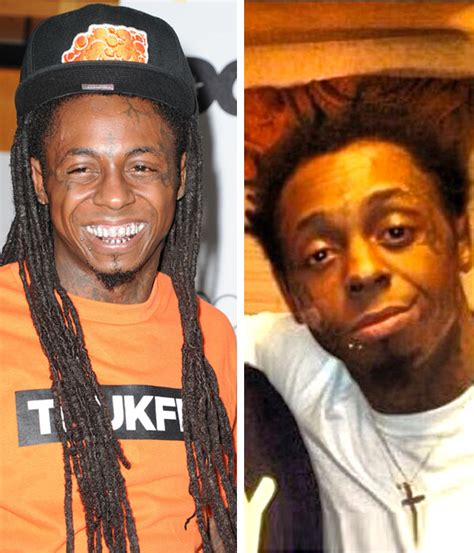 photo lil wayne haircut dreadlocks gone in short hair