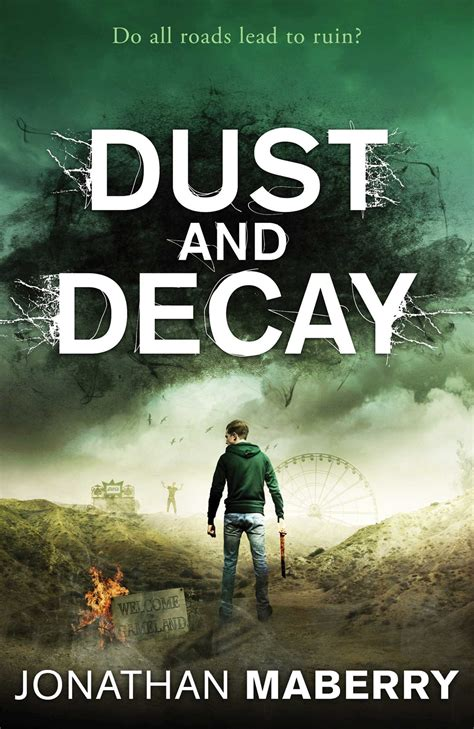 dust picture book dust and decay book by jonathan maberry official